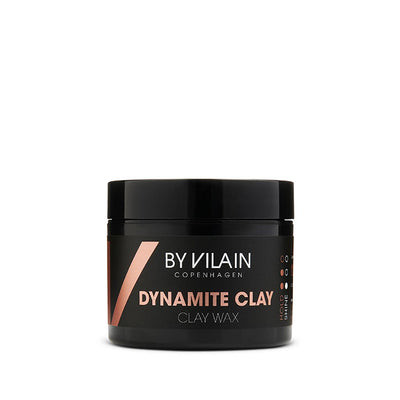 By Vilain Dynamite Clay Hair Clay Wax