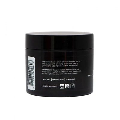 By Vilain Revolution Hair Styling Wax Side