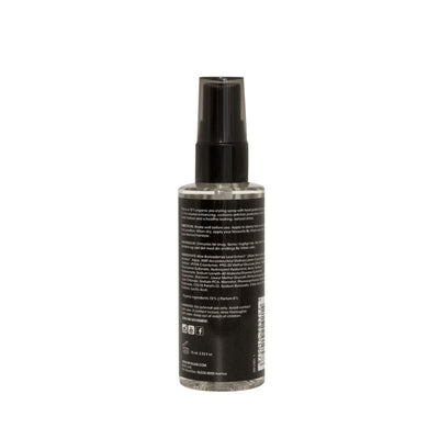 By Vilain Sidekick Zero Travel Size Hair Pre-Styling Spray Back