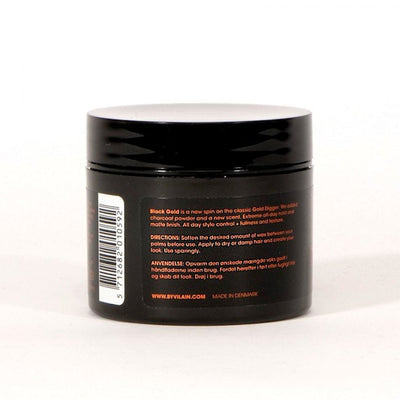 By Vilain Black Gold Supreme It's Better Hair Styling Wax Back