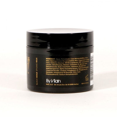 By Vilain Black Gold Who The F*ck is Slikhaar? Hair Styling Wax Back