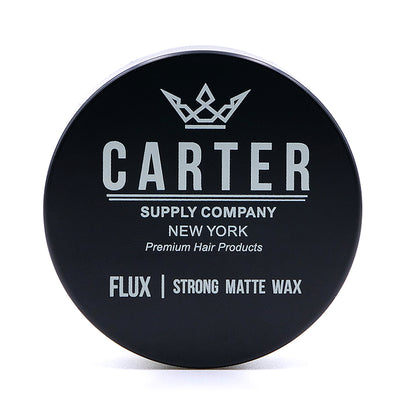 Carter Supply Company Flux Hair Styling Wax Front