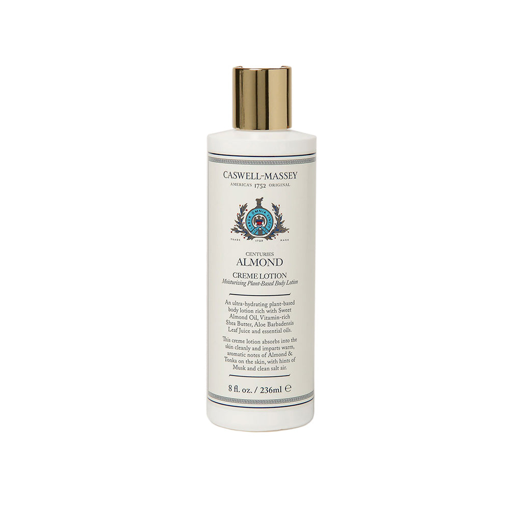 Caswell Massey Centuries Almond Creme Lotion
