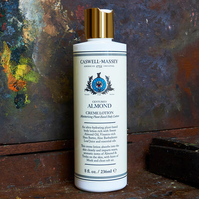 Caswell-Massey Centuries Almond Creme Lotion