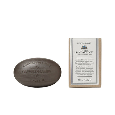 Caswell-Massey Centuries Sandalwood Bar Soap