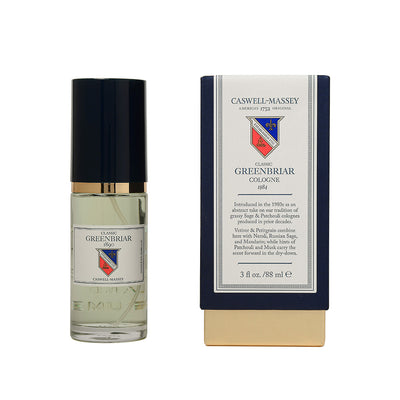 Caswell-Massey Classic Greenbriar Cologne 88ml