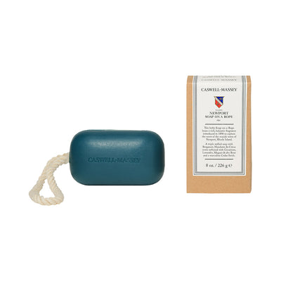 Caswell-Massey Classic Newport Soap On A Rope