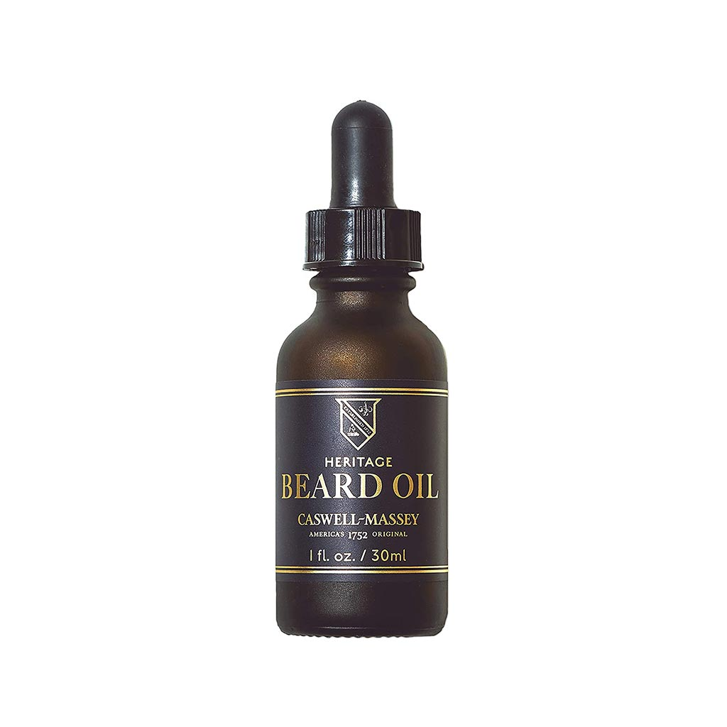Caswell-Massey Heritage Face & Beard Oil