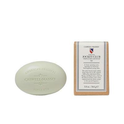 Caswell-Massey Heritage Jockey Club Bar Soap