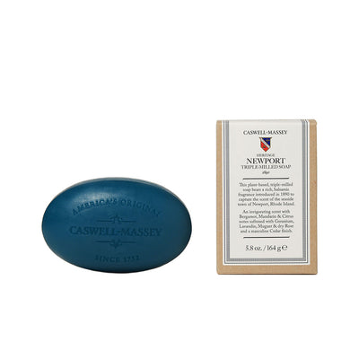 Caswell-Massey Heritage Newport Bar Soap
