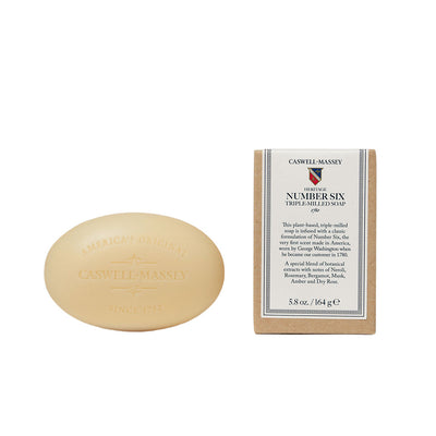 Caswell-Massey Heritage Number Six Bar Soap