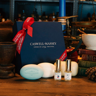 Caswell-Massey Heritage Presidential Premium Gift Set