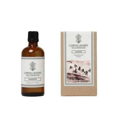 Caswell-Massey Yellowstone Mammoth Fragrance Tonic 100ml