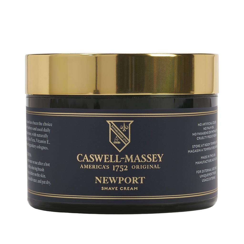 Newport Shave Cream in Jar