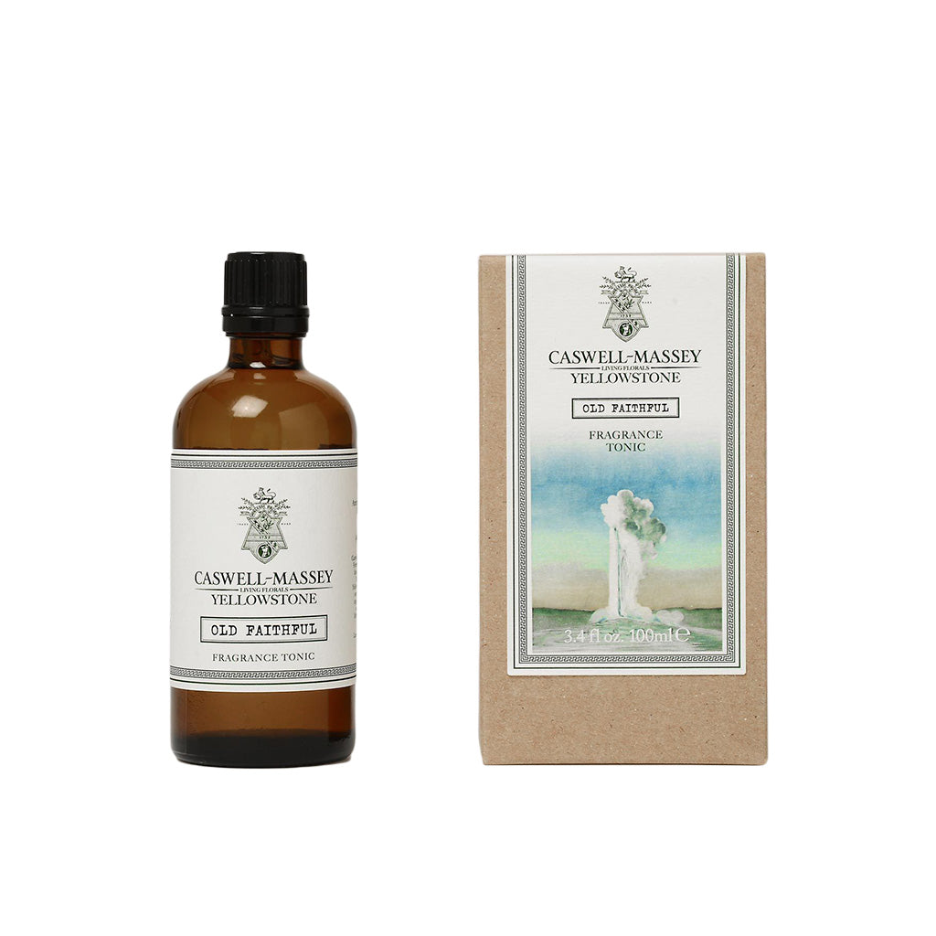 Caswell-Massey Yellowstone Old Faithful Fragrance Tonic 100ml