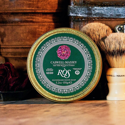 Caswell-Massey RÒS Premium Shaving Soap In Tin