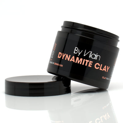 By Vilain Dynamite Clay Hair Styling Clay Open