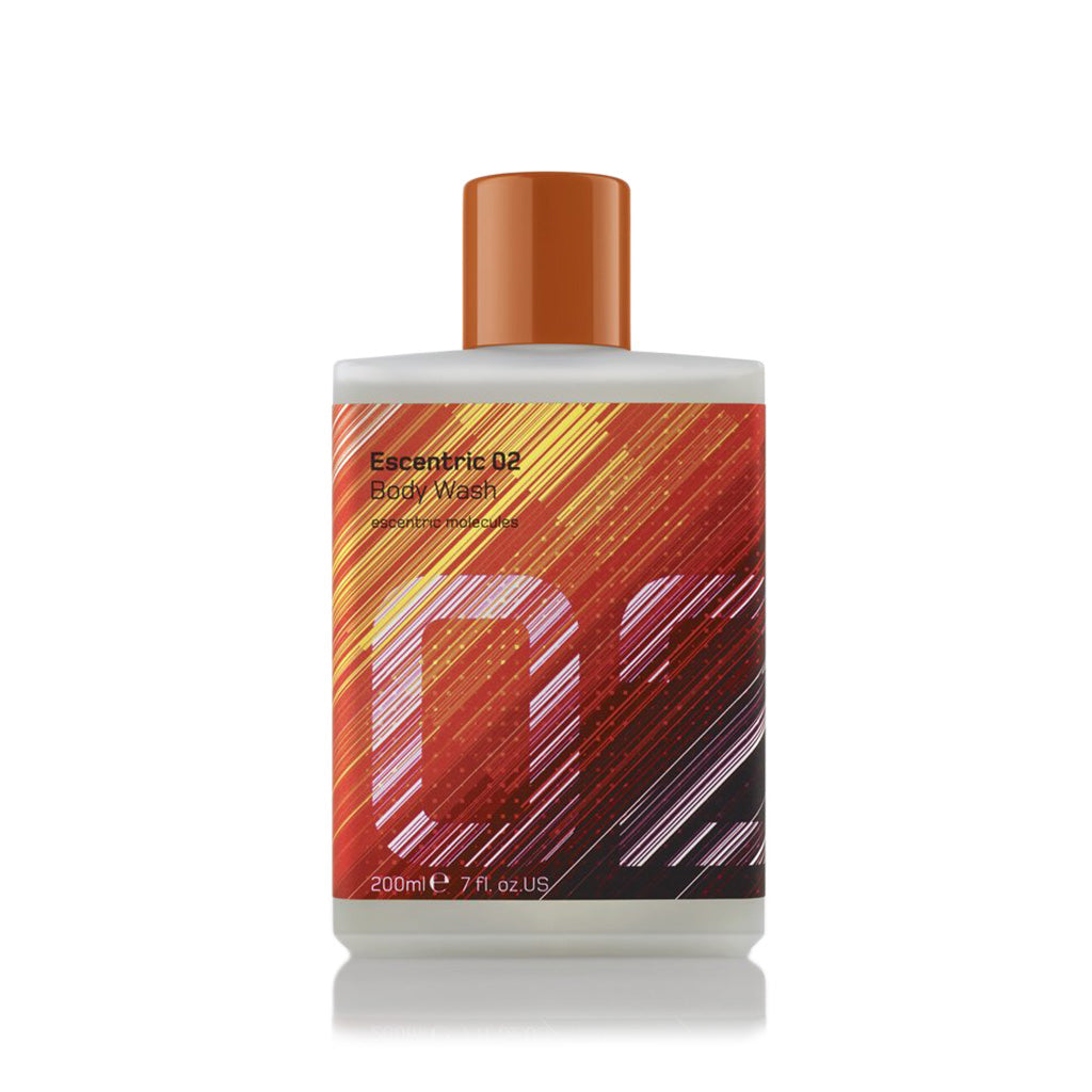 Escentric 02 Body Wash 200ml
