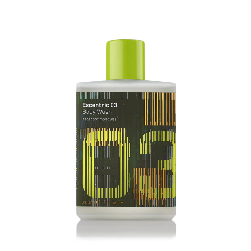 Escentric 03 Body Wash 200ml