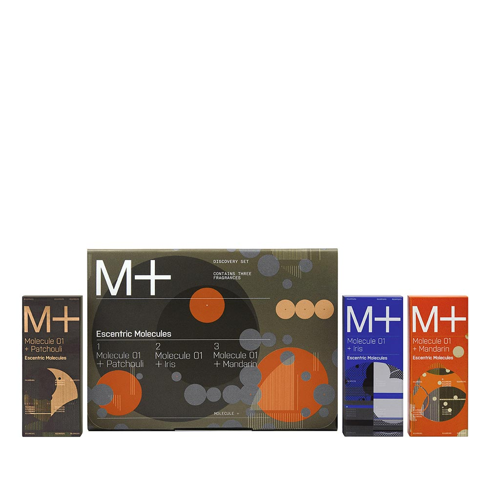 Molecule + 2ml Discovery Set