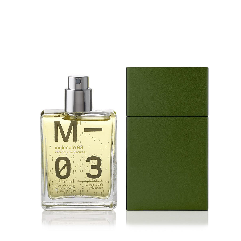 Escentric Molecules Molecule 03 Portable Eau De Toilette 30ml