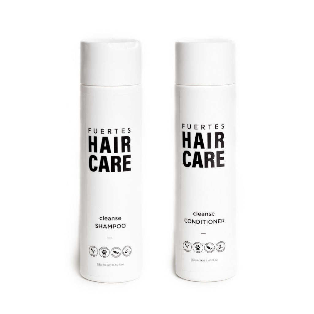 Cleanse Shampoo & Conditioner Set