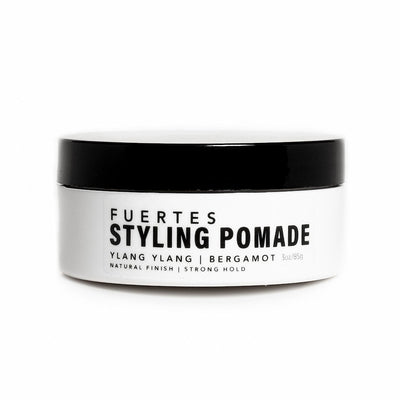 Fuertes Styling Pomade Organic Hair Styling Product