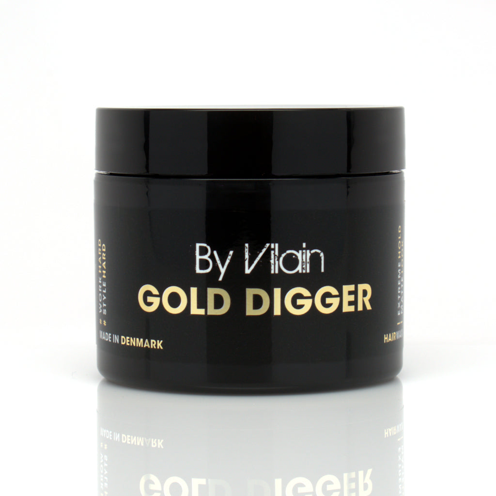 By Vilain Gold Digger Hair Styling Wax Front