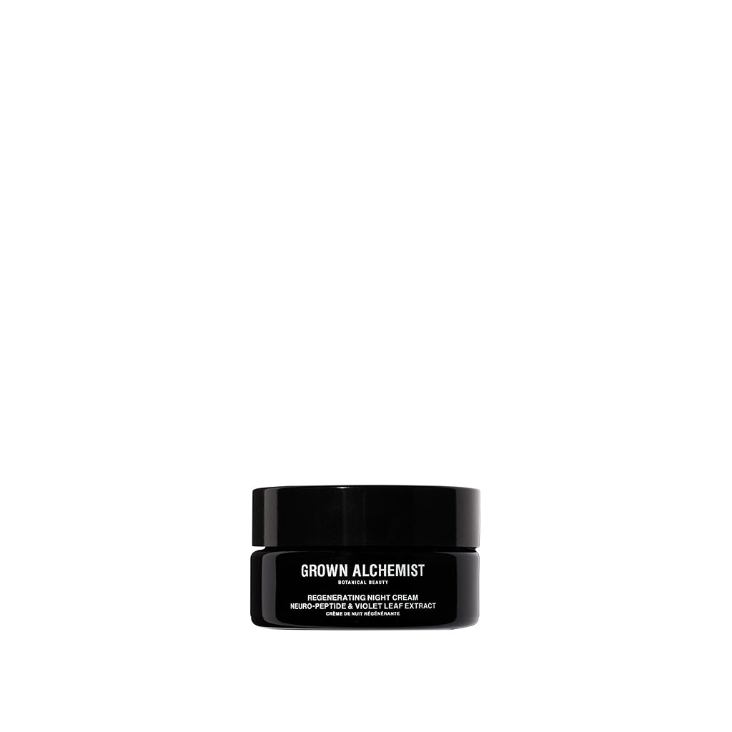 Regenerating Night Cream - Neuro-Peptide, Violet Leaf Extract
