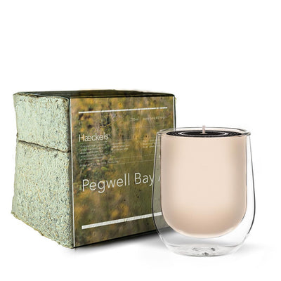 "Haeckels Pegwell Bay GPS 21 '30""E Candle"