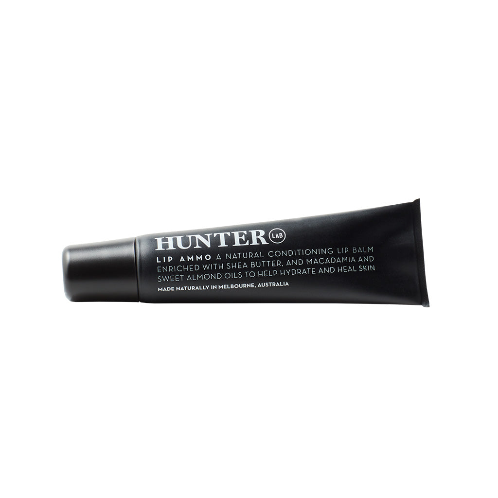 Hunter Lab Lip Ammo natural lip balm