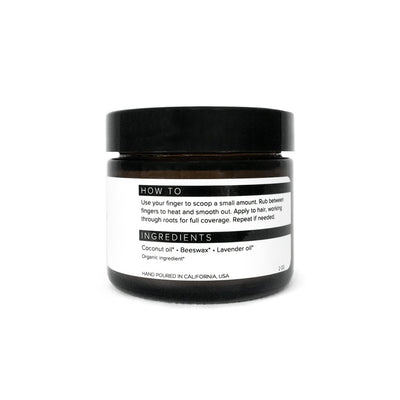 Jack Henry OG Pomade 2oz Organic Hair Styling Ingredients