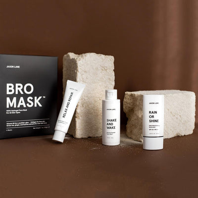 Award-winning Best Men's Skincare Kit