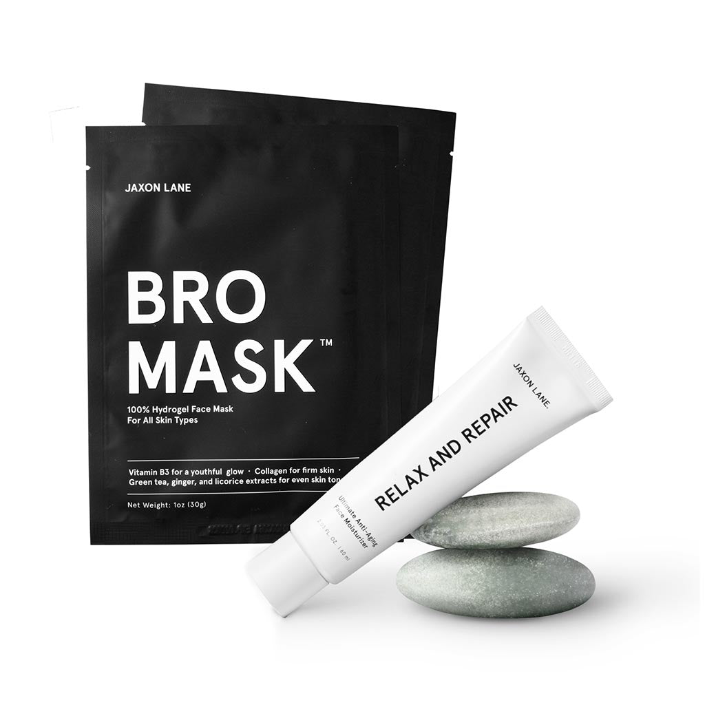 Mask & Relax Set