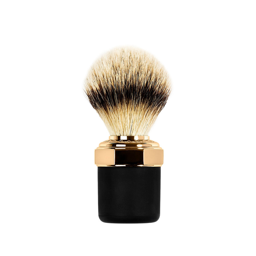Shaving Brush - Brass