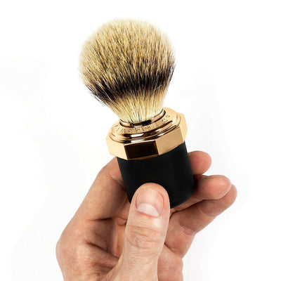 Brass Shaving Brush