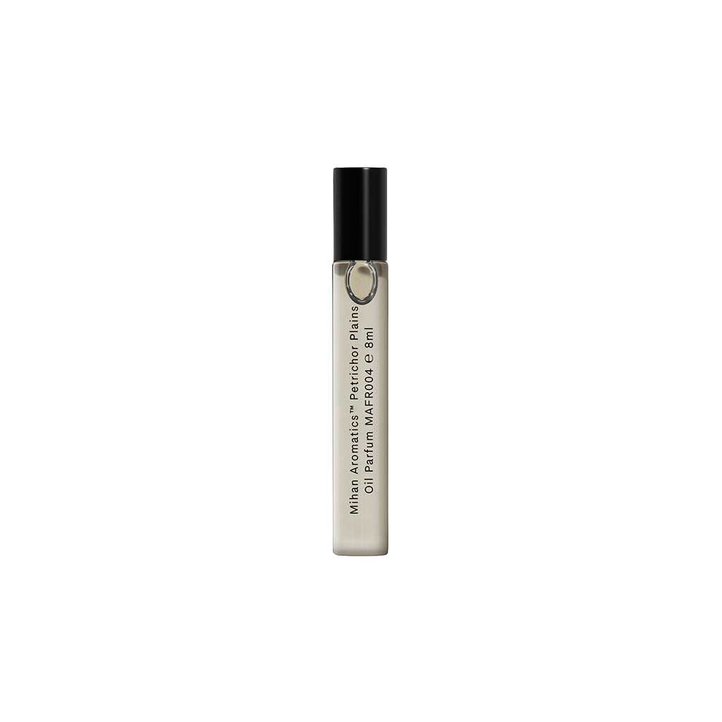 Mihan Aromatics Petrichor Plains 8ml Oil Parfum Rollerball