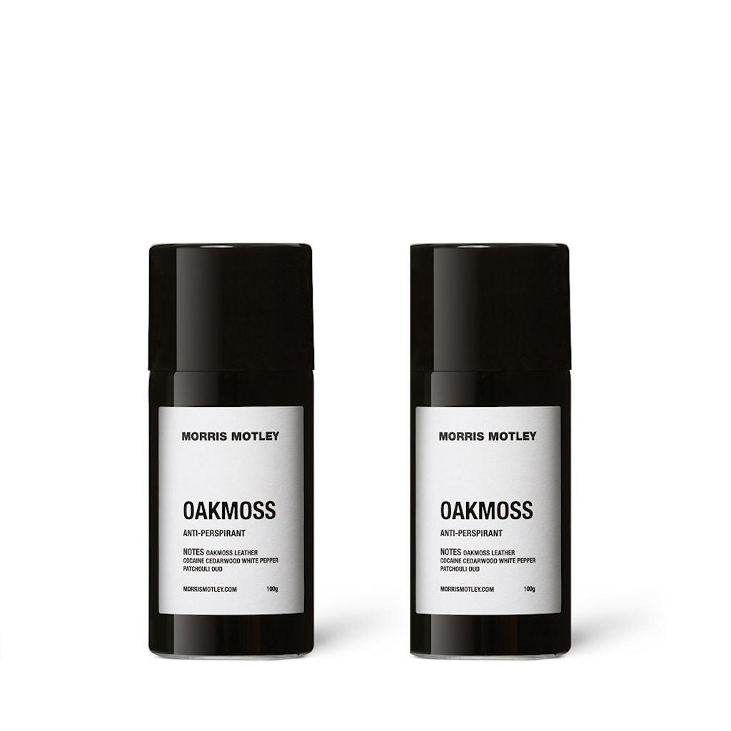 Oakmoss Anti-Perspirant - 2pk