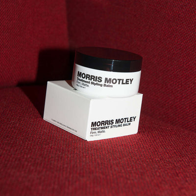 Morris Motley Treatment Styling Balm Hair Styling Cream
