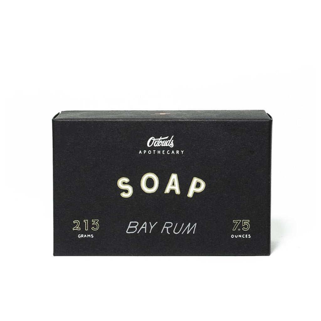 O'Douds Bay Rum Bar Soap