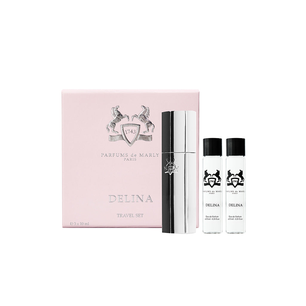 Delina Eau de Parfum Travel Set