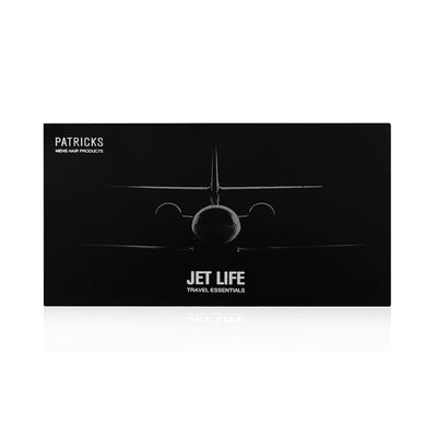 Patricks Jet Life Travel Essentials Set