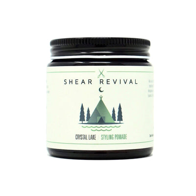 Shear Revival Crystal Lake Styling Pomade