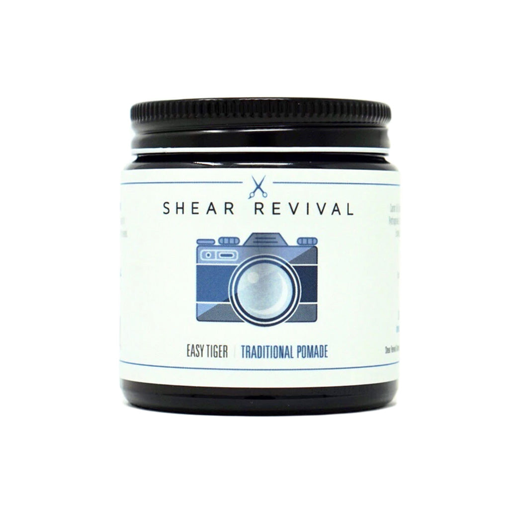 Shear Revival Easy Tiger Traditional Pomade