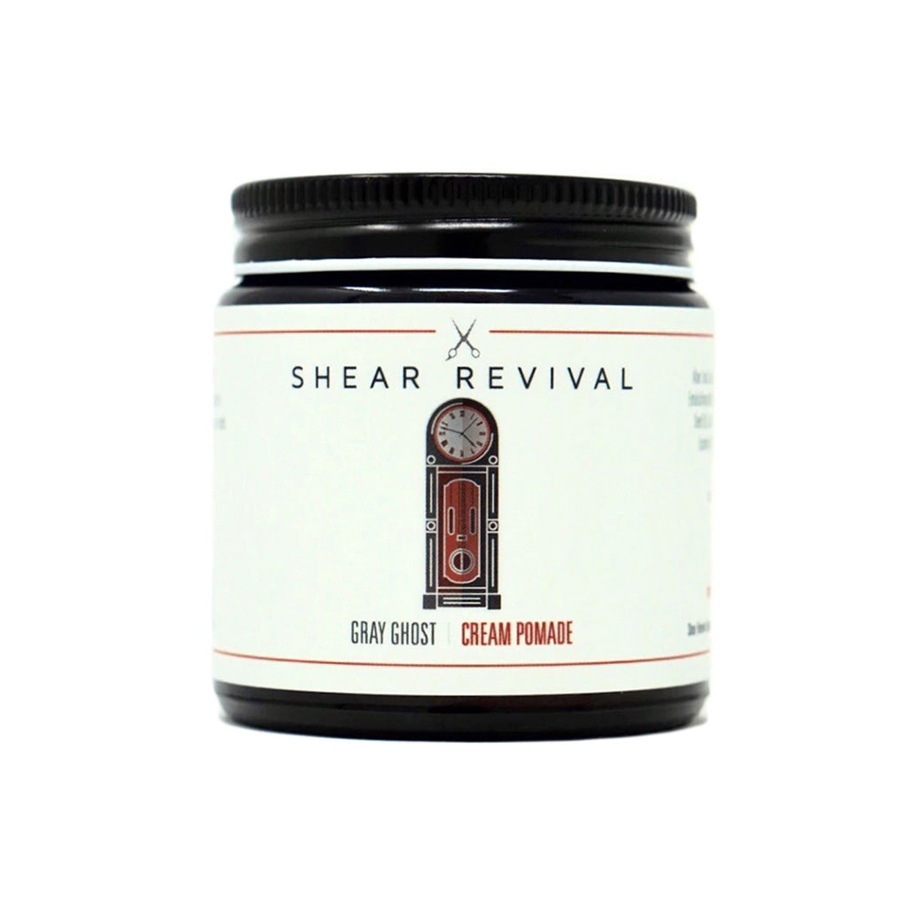 Shear Revival Gray Ghost Cream Pomade