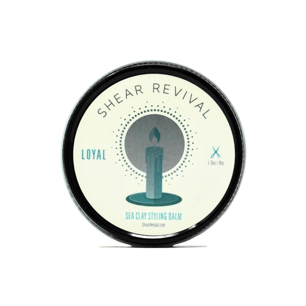 Loyal Sea Clay Styling Balm
