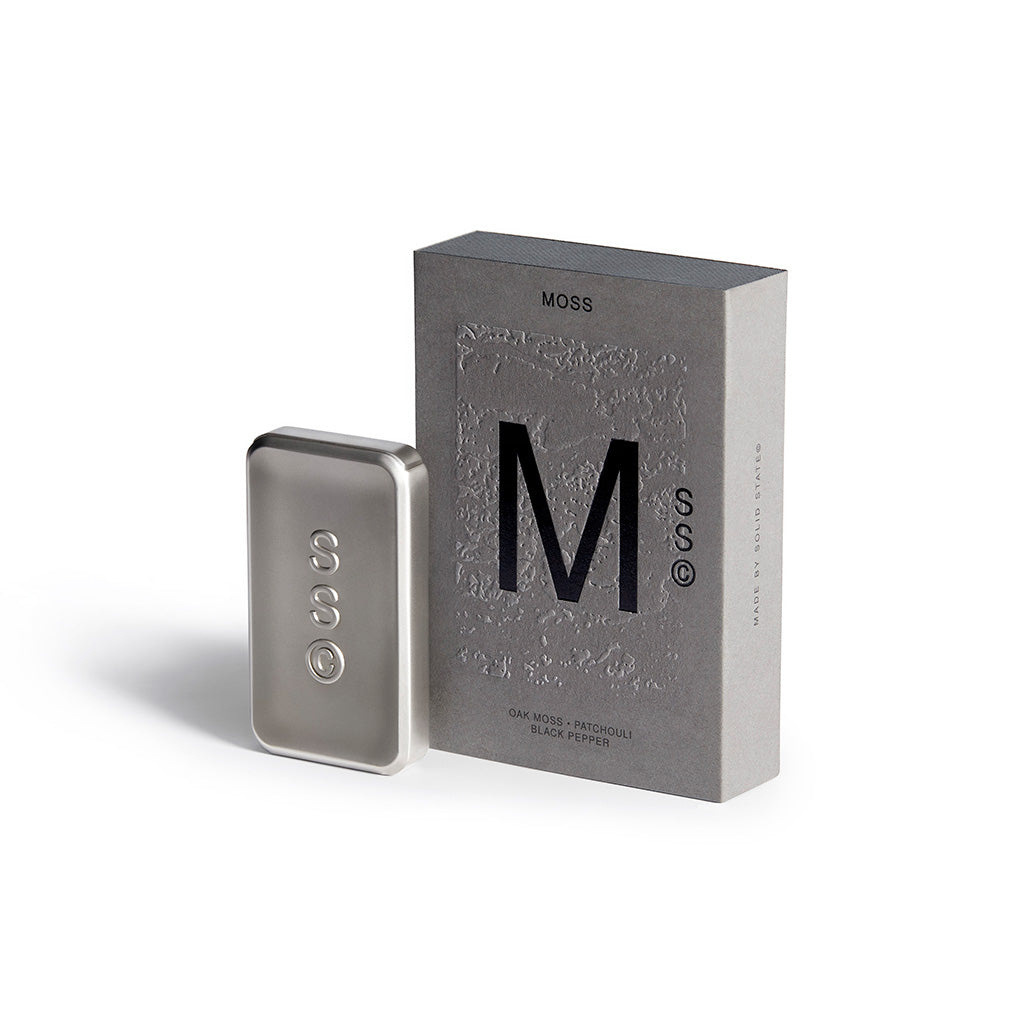 Solid State Moss Solid Parfum Men's Fragrance
