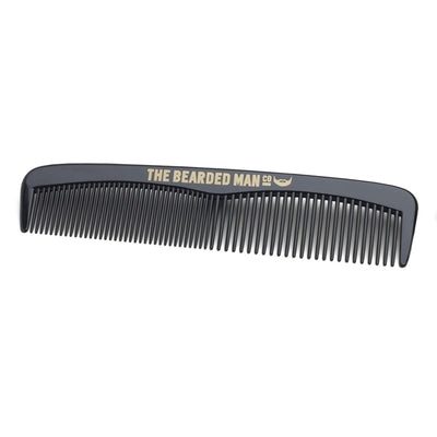 The Bearded Man Company 001 Gents Beard Pocket Comb Front