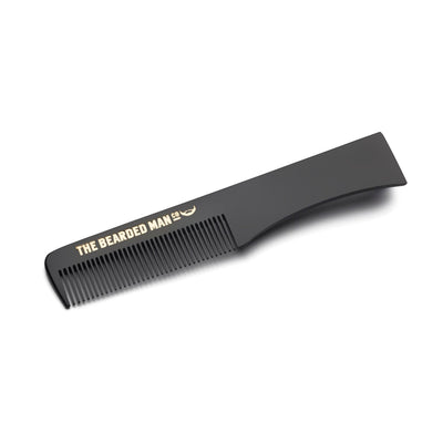 The Bearded Man Company 004 Gents Moustache Comb Front