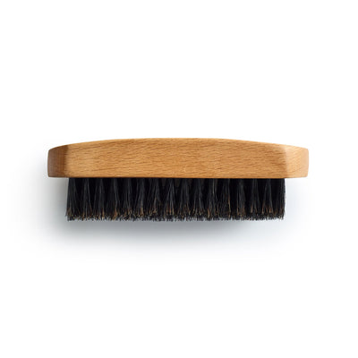 The Bearded Man Company 005 Gents Beard Brush Side